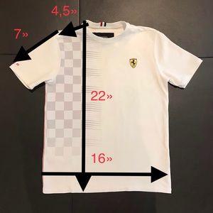 Ferrari Shirts & Tops - 🔹FERRARI  Boys T-shirt/ size 9-10Y